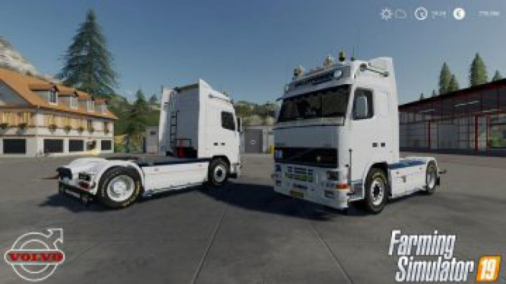 Trending mods today: FS19 Volvo FH12 v1.1.0.5