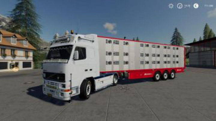 trucks FS19 Volvo FH12 v1.1.0.5