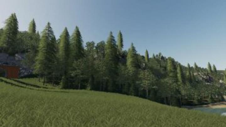 Trending mods today: FS19 Thuringia forest v2.2.0.0
