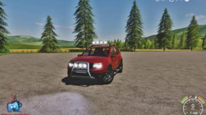 Trending mods today: FS19 Dacia Duster v1.0