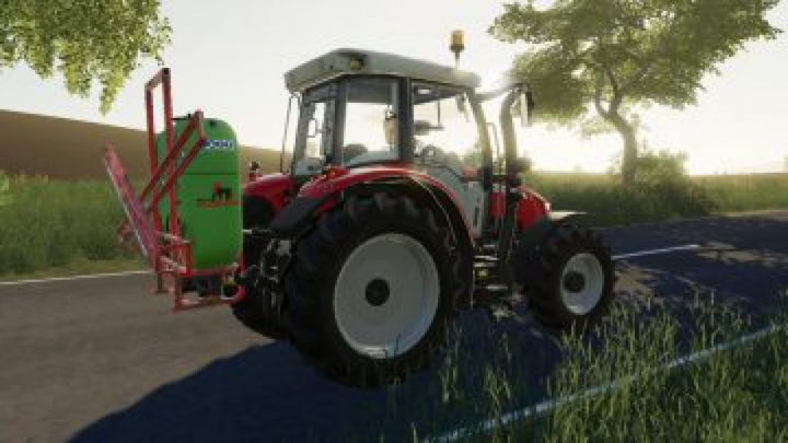 Trending mods today: FS19 KFMR Krukowiak Optimal 400/12/MIX v1.0.0.0