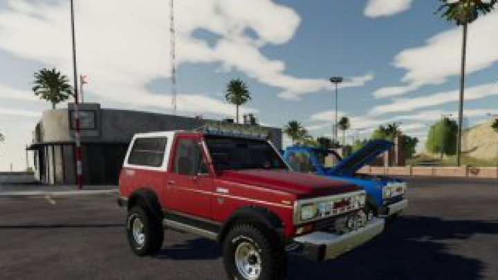 Trending mods today: FS19 Nissan Safari 1985 v1.0.0.0