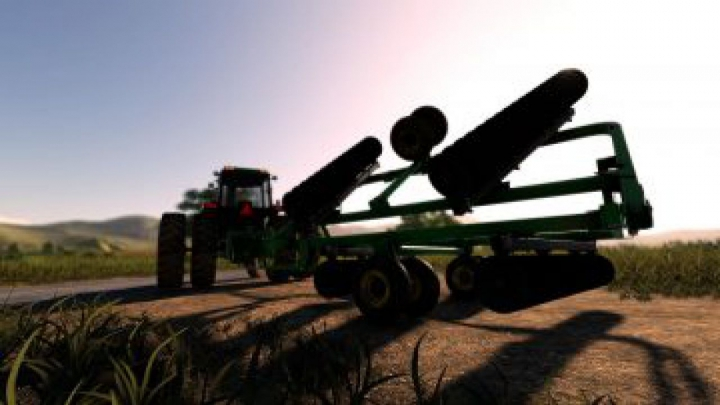 Trending mods today: FS19 John Deere 220 Disc v1.0