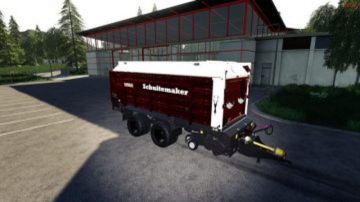 Trending mods today: FS19 Ladewagen with extras v1.0.0.0