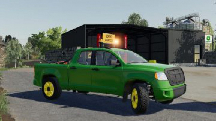 Trending mods today: FS19 Pickup Convoi Agricole v1.0
