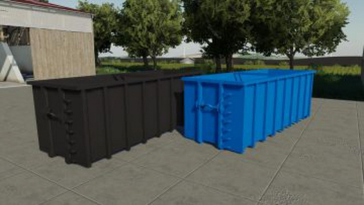 Trending mods today: FS19 Slurry Container v1.0.0.0