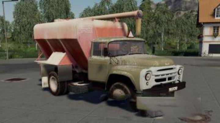 Trending mods today: FS19 ZIL-130 ZSK Truck v1.1.0.1