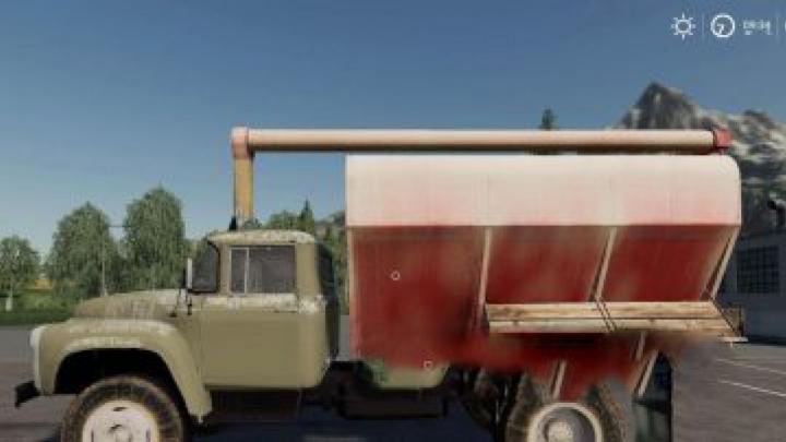 trucks FS19 ZIL-130 ZSK Truck v1.1.0.1