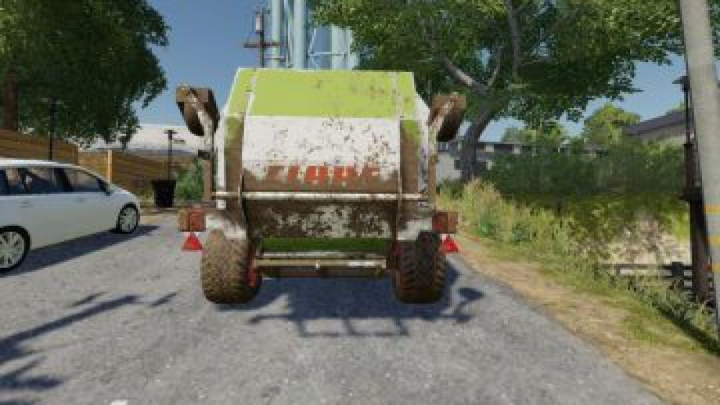 Trending mods today: FS19 Claas Rollant 250 RotoCut v1.0