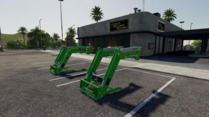 Trending mods today: FS19 Alo Frontloader Trima and Quicke v1.0