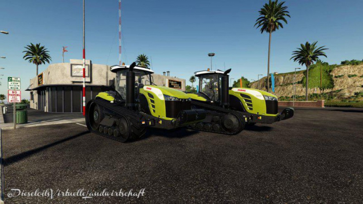 Trending mods today: FS19 Claas MT800E 100 Jahre Claas Edition v1.0.0.0