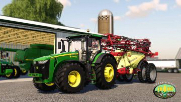 Trending mods today: FS19 Hardi Navigator 6000 USA Official v1.0.0.0
