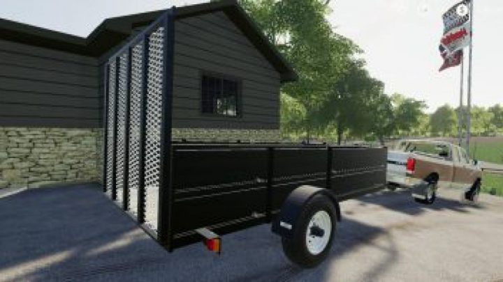 Trending mods today: FS19 1999 Neal Manufacturing Utility trailer v1.0.0.0