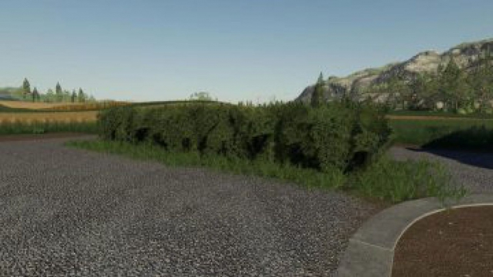 Trending mods today: FS19 Placeable hedge v1.0.0.0
