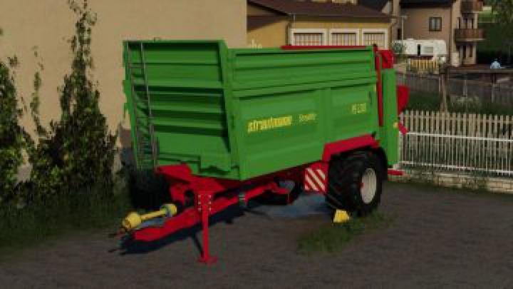 trailers FS19 Strautmann PS1201 v1.0.0.0