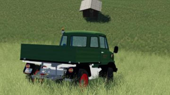 Trending mods today: FS19 Unimog 406 v0.1