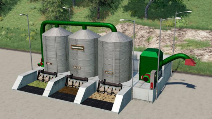 Trending mods today: FS19 FORAGE MIXING STATION