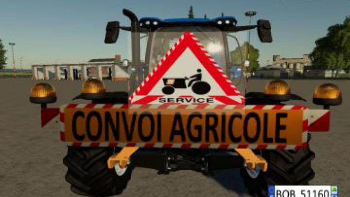 Trending mods today: FS19 CONVOI AGRICOLE v1.0.0.3