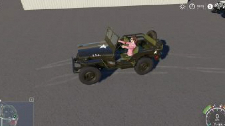 Trending mods today: FS19 Willys Jeep v1.0.0.0