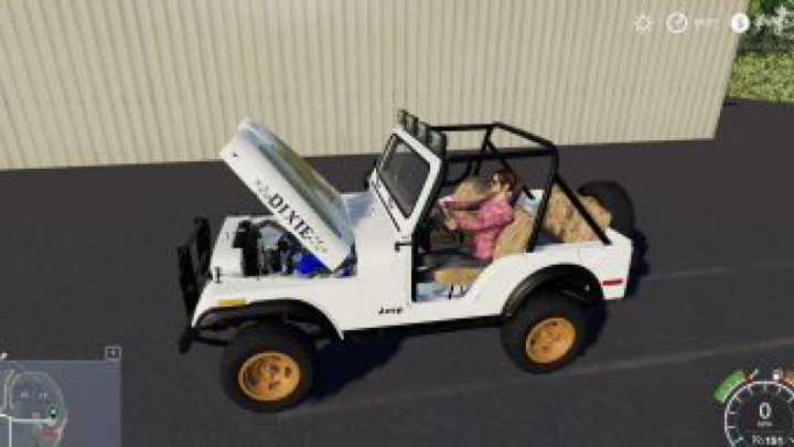 Trending mods today: FS19 Daisy's Jeep v1.0.0.0