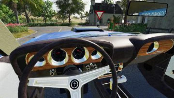 Trending mods today: FS19 Mustang Boss 429 v1.0.0.0