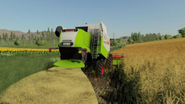 Trending mods today: FS19 Claas Lexion 530 v1.3.0.0