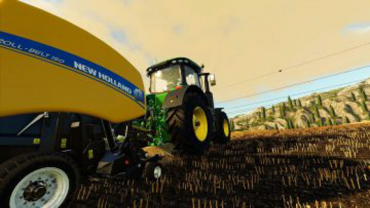 Trending mods today: FS19 RollBelt150 Fixed v1.0.0.0