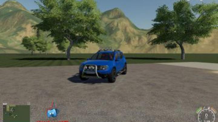Trending mods today: FS19 Dacia Duster v2.0
