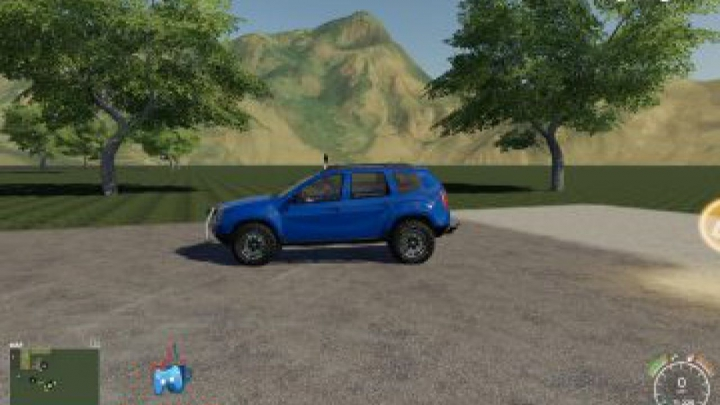 cars FS19 Dacia Duster v2.0