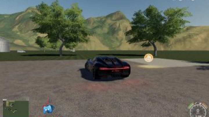 Trending mods today: FS19 Bugatti Chiron Sport v2.0