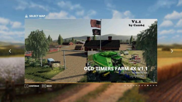 Trending mods today: FS19 Old Timers Farm V1.1