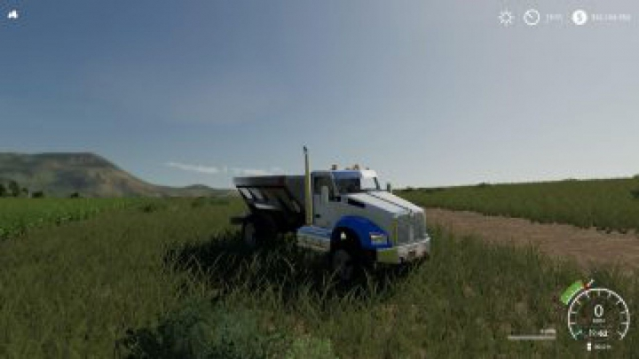 Trending mods today: FS19 Kenworth T880 Spreader v1.0