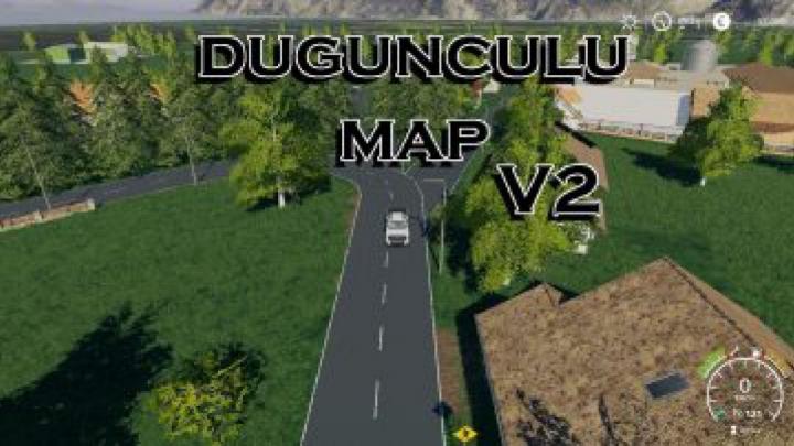 Trending mods today: FS19 The Dugunculu Map v2.0.0.0