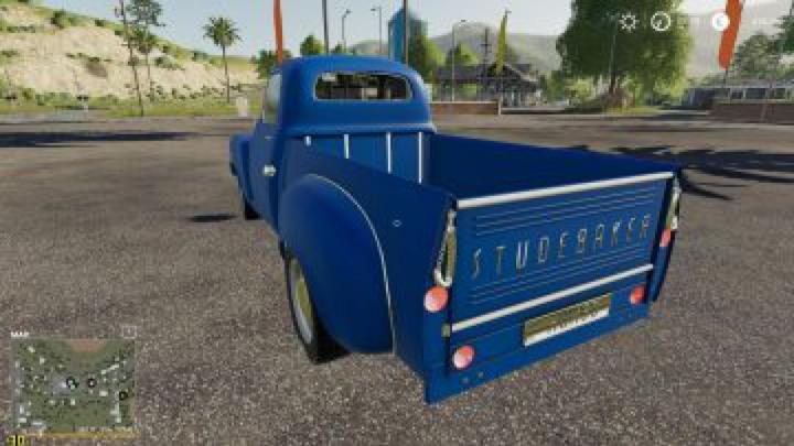 Trending mods today: FS19 Studebaker 2r truck v1.0