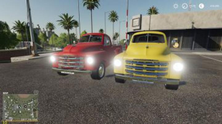 cars FS19 Studebaker 2r truck v1.0