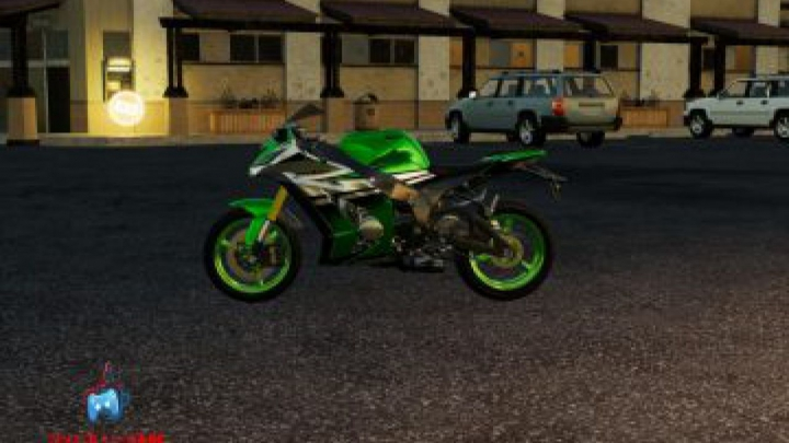 Trending mods today: FS19 Kawasaky v1.0