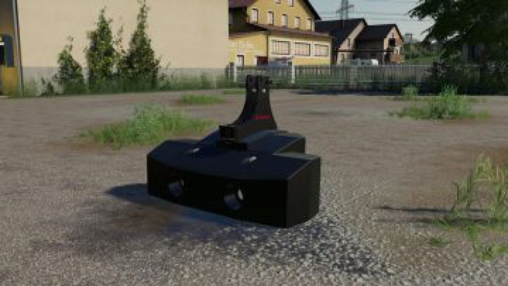 Trending mods today: FS19 Zuidberg 1500kg Weight v1.0.0.0