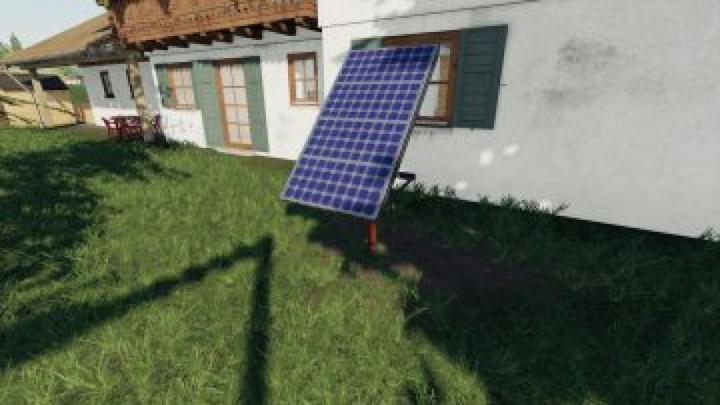 Trending mods today: FS19 Solar Panel v1.0.0.0