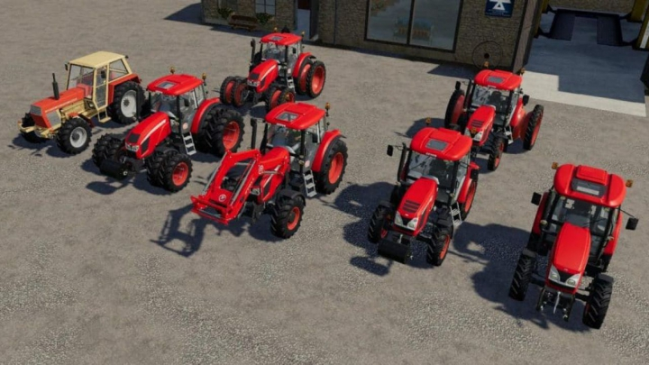 Trending mods today: FS19 Zetor Tractors Pack v1.1