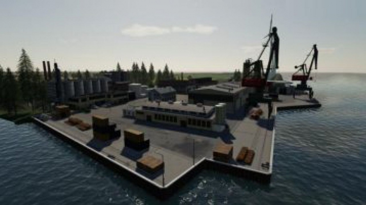 Trending mods today: FS19 North Frisian march flour sugar and pellets v1.9