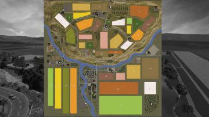 Trending mods today: FS19 The Pacific Northwest 19 1.0.0.1