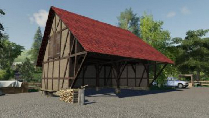 Trending mods today: FS19 Timberframe Barn With Attic v1.0.0.0