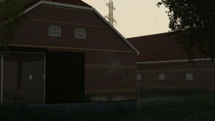 Trending mods today: FS19 Old Styled Farmhouse With Barn v1.0.0.0