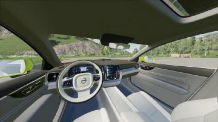 FS19 Volvo V60 v1.0.0.0 category: cars