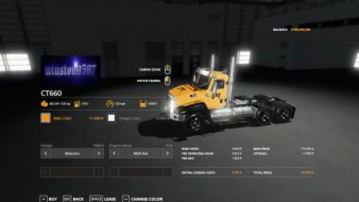 Trending mods today: FS19 Cat CT660 v1.0.0.0