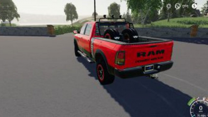 cars FS19 Dodge Power Wagon v1.0