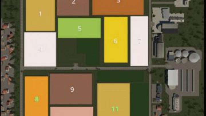 FS19 Valley v1.3 category: maps