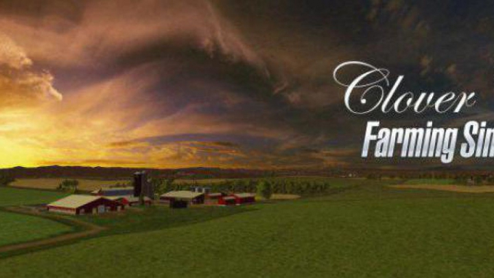 FS19 Clover Creak With Buy-Able Town For Mowing v1.1 category: maps