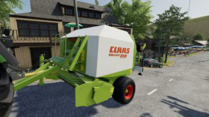 Trending mods today: FS19 Claas Rollant 250 v1.5.0.0
