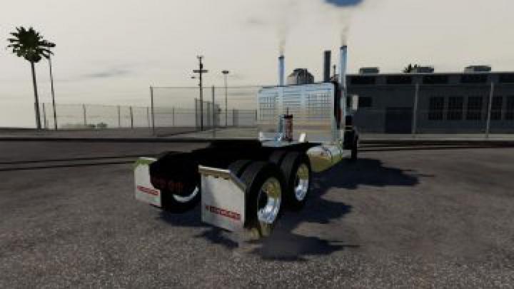 Trending mods today: FS19 Kenworth W900A Truck v1.8.0.0